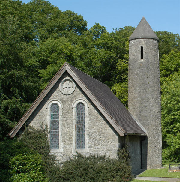 The Church Architecture at Coolcarrigan