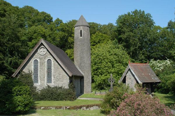 Coolcarrigan Church