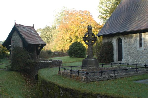 The Church at Coolcarrigan
