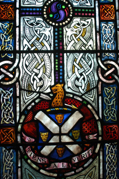 The Church Windows at Coolcarrigan